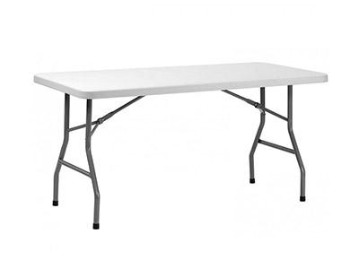 Photo de Table pliante rectangulaire en Polyéthylène