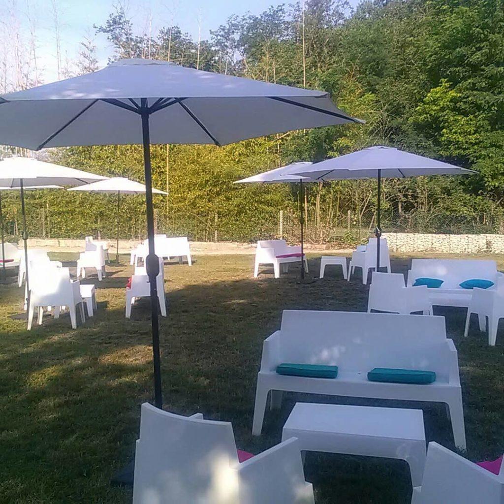 Photo de Mobilier Lounge en extérieur