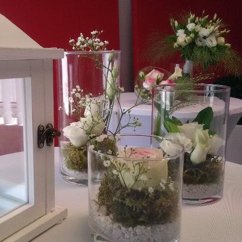 Image de Décoration florale pour événement entreprise à Lyon et dans le Beaujolais - Loc'dunum