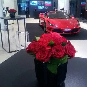Photo de Décoration florale pour événement entreprise sur Lyon et dans le Beaujolais