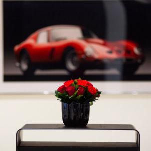 Décoration florale pour événement entreprise sur Lyon et dans le Beaujolais