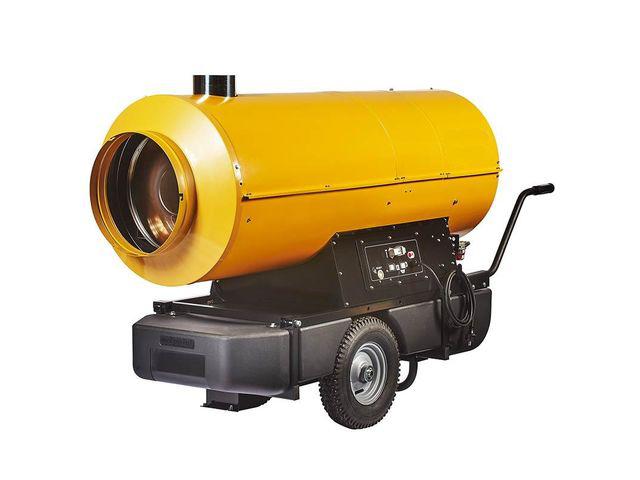 Photo de chauffage mobile au fuel à air pulsé haute pression