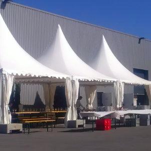 Image de pagode de location pour événement professionnel sur Lyon et le Beaujolais Loc'dunum