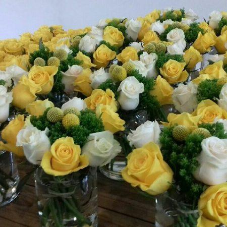Décoration florale pour mariage à Lyon ou dans le Beaujolais - Loc'dunum